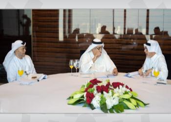 اجتماع تنسيقي بحريني سعودي إماراتي لمواجهة تحديات المنطقة