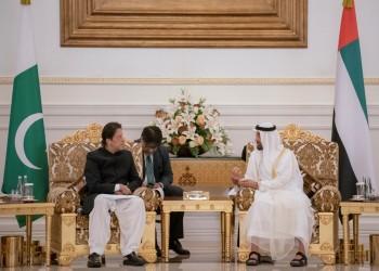 بعد تكريمه رئيس وزراء الهند.. بن زايد يتلقى اتصالا هاتفيا من عمران خان