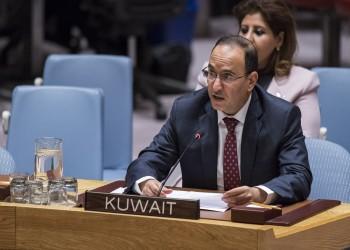 سجال حام بمجلس الأمن بين مندوب الكويت وممثل الأسد