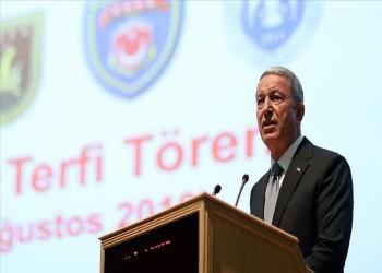 تركيا: نريد رؤية انسحاب إرهابيي شرق الفرات بأنفسنا