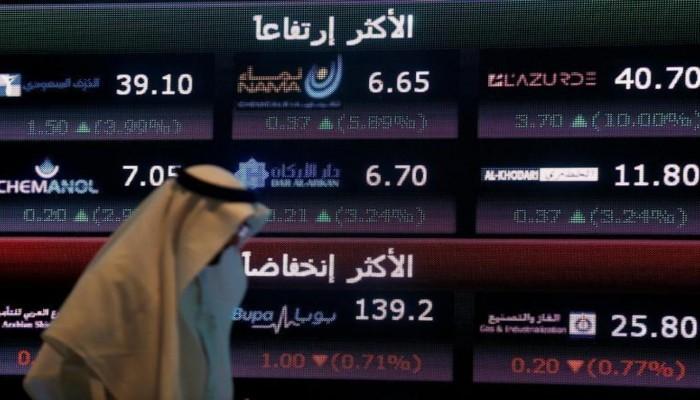البورصة السعودية تهوي لأدنى مستوى في 8 أشهر