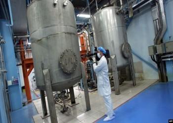 الطاقة الذرية: إيران تجاوزت حدود مخزون اليورانيوم المخصب