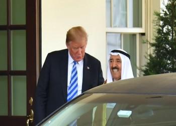 البيت الأبيض: ترامب يستضيف أمير الكويت الشهر المقبل