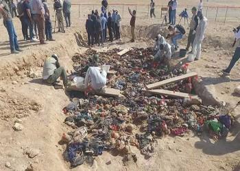 200 مقبرة جماعية في نينوى العراقية لضحايا قتلهم تنظيم الدولة