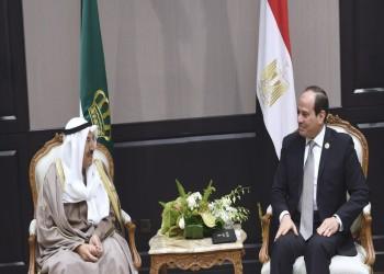 الكويت: زيارة السيسي مهمة في ظل ظروف دقيقة ومتسارعة