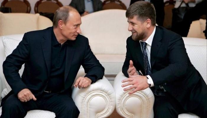 بوتين يجادل رئيس الشيشان حول أكبر مسجد في العالم