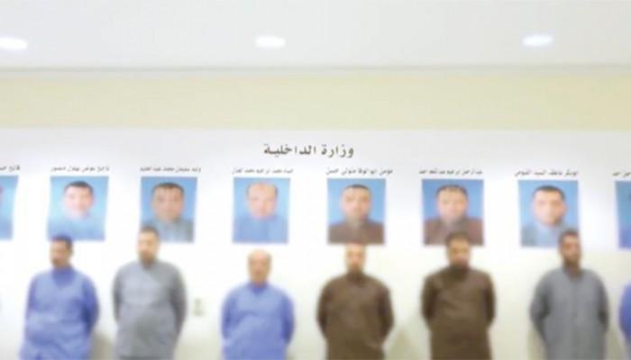 مصر تعتقل 80 شخصا لارتباطهم بالمرحلين من الكويت