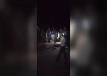 جنود يمنيون بالحد الجنوبي السعودي يتظاهرون للعودة إلى محافظاتهم