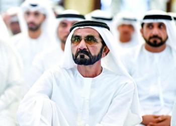 بن راشد يحذر المغردين من العبث بسمعة الإمارات