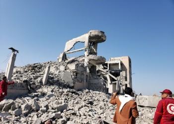 التحالف العربي: الموقع المستهدف بذمار عسكري ولدينا الأدلة