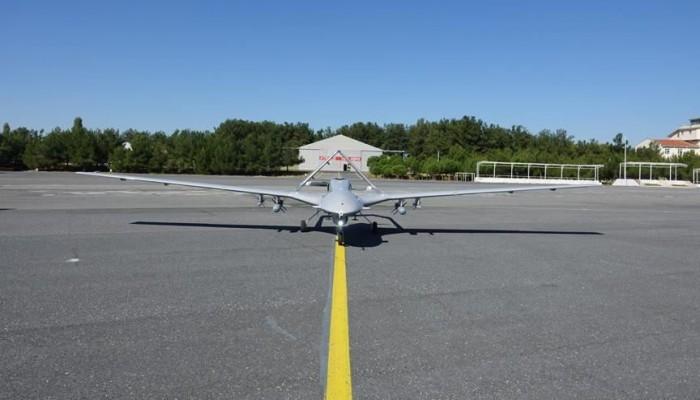 للمرة الأولى.. طائرة أقينجي التركية المسيرة تحلق بمحرك محلي