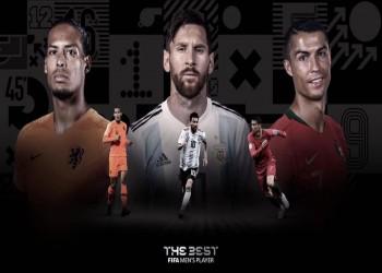 فيفا يكشف قوائم المرشحين لجوائز الأفضل في 2019