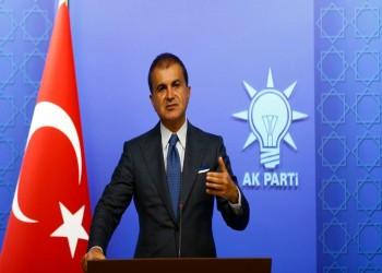 العدالة والتنمية التركي يدين تصريحات عون عن الدولة العثمانية