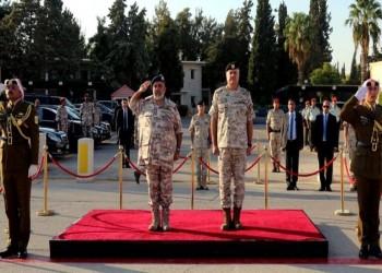 رئيس الأركان القطري يبدأ زيارة للأردن لتعزيز التعاون العسكري