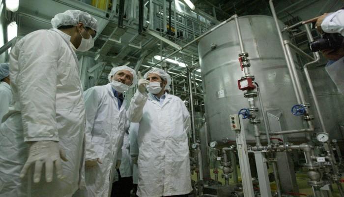 إيران: بوسعنا استئناف تخصيب اليورانيوم بدرجة نقاء 20% خلال يومين
