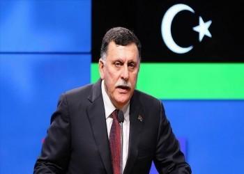 السراج: قوات حفتر تعتدي على حلم الليبيين ببناء الدولة المدنية
