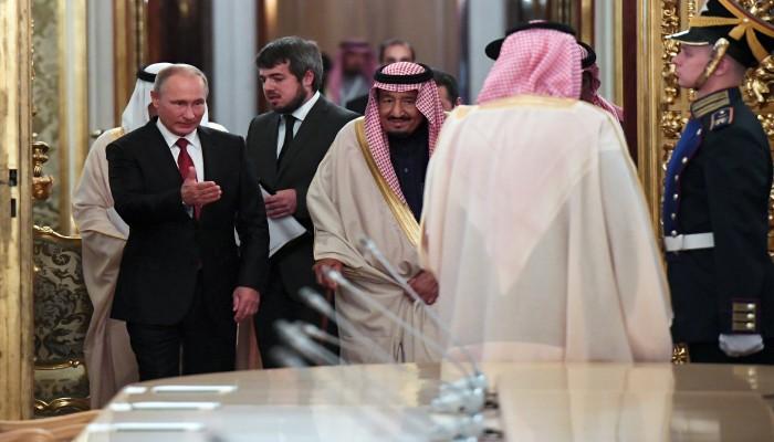 وزير الطاقة الروسي يزور السعودية للترتيب لزيارة بوتين