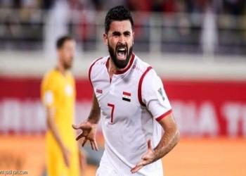 الاتحاد السوري لكرة القدم يستبعد خربين من تصفيات المونديال