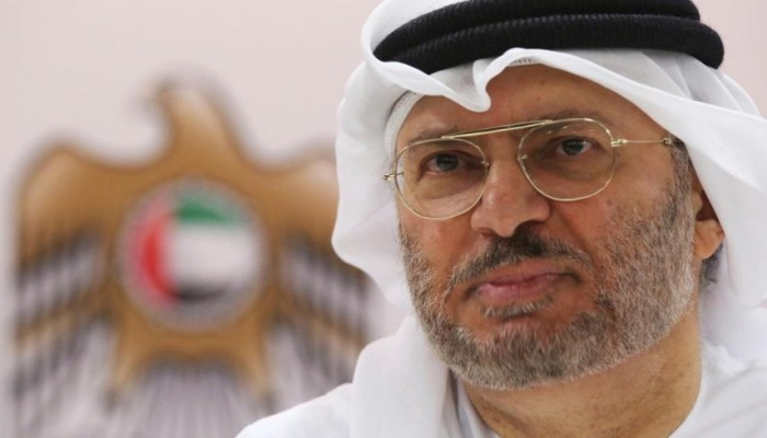 قرقاش: نتمنى نجاح محادثات الحكومة اليمنية والانتقالي الجنوبي
