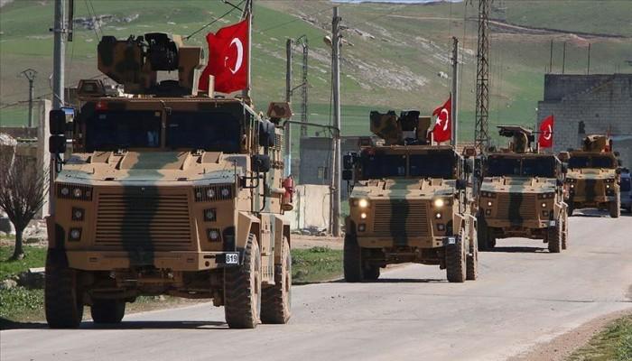 تحرك جديد من الجيش التركي شمالي سوريا