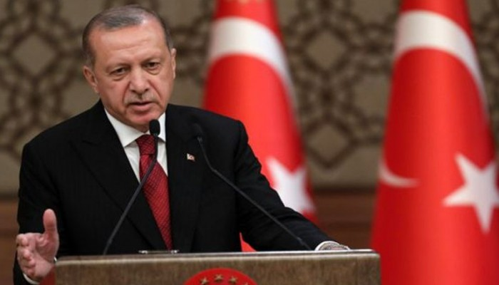 أردوغان: سندافع عن حقوقنا في شرق المتوسط