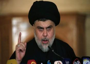 الصدر يهدد بإعلان براءته من حكومة عبدالمهدي