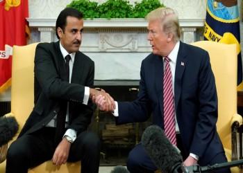 تفاصيل خارطة أمير قطر لنزع فتيل الأزمة بين أمريكا وإيران