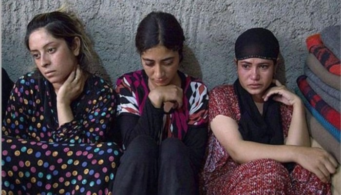 تحرير 3 إيزيديات احتجزتهم عائلات تنظيم الدولة في مخيم للنازحين