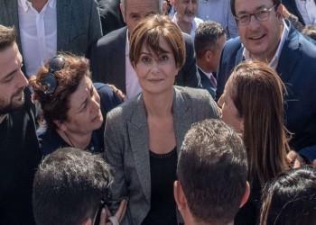السجن 10 أعوام لمسؤولة بأكبر حزب تركي معارض