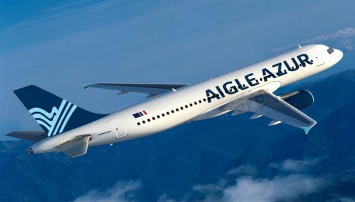"""""""إيغل أزور"""" الفرنسية توقف رحلاتها وتسبب فوضى بمطارات الجزائر"""