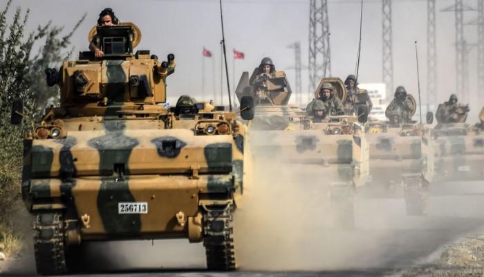بدء تسيير دوريات تركية أمريكية بالمنطقة الآمنة في سوريا