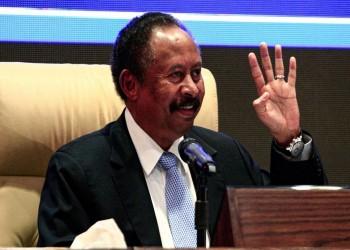 وزراء الحكومة السودانية يؤدون اليمين الدستورية