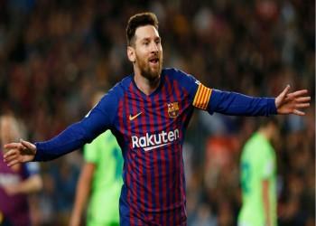 برشلونة يستعد لربط ميسي بعقد مدى الحياة