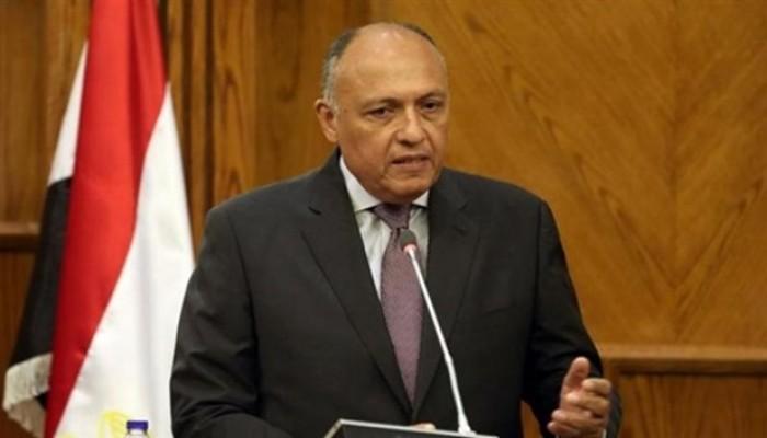وزير الخارجية المصري يبحث مع نظيره الهندي الأوضاع في كشمير
