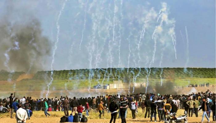 وفد المخابرات المصرية يصل إلى غزة لتثبيت التهدئة