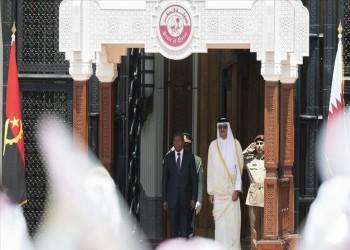 قطر توقع اتفاقيات مهمة مع أنغولا.. تعرف عليها