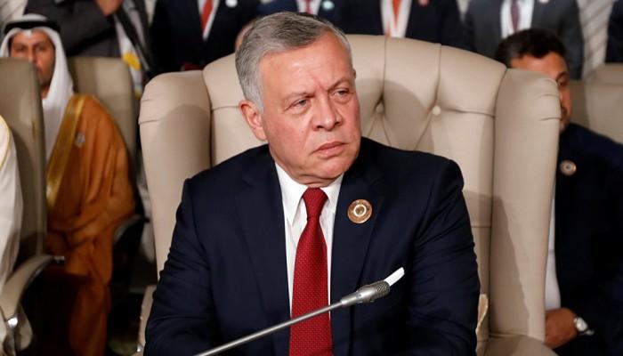 ملك الأردن: سنقف مع إخواننا الفلسطينيين حتى قيام دولتهم