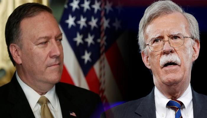 و.بوست: خلاف بولتون وبومبيو وراء انهيار محادثات السلام مع طالبان