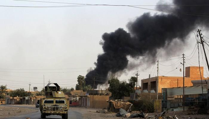 غارات جوية مجهولة تستهدف فصائل عراقية داخل سوريا