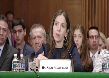 بعد مؤشرات تقاربهما.. وكيلة الخزانة الأمريكية بالإمارات للضغط على إيران