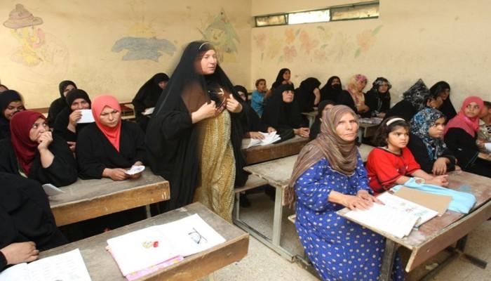 ارتفاع عدد الأميين في مصر إلى 18.4مليون في 2017