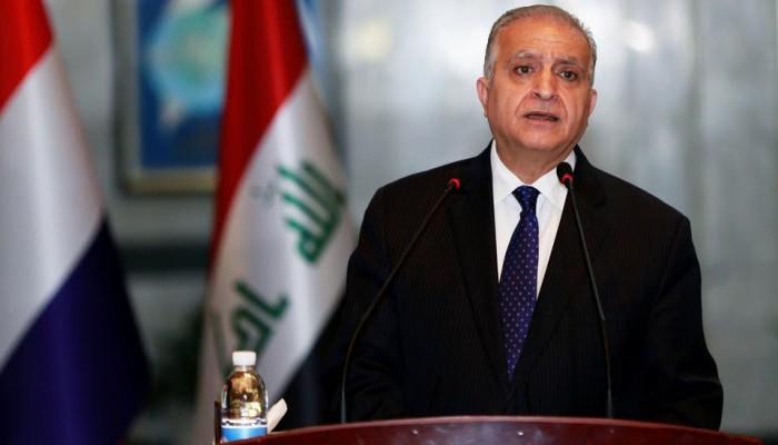 العراق يجدد رفضه وجود إسرائيل بالخليج تحت أي مسمى