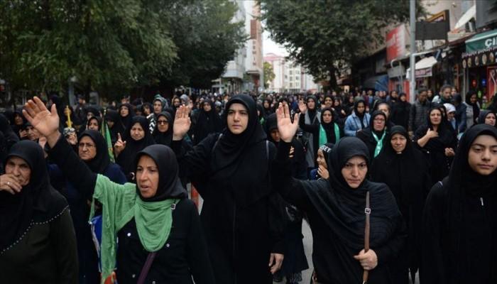 الآلاف يحيون ذكرى استشهاد الحسين في إغدير التركية
