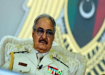 حفتر يشترط ضمانات للانسحاب من محيط طرابلس