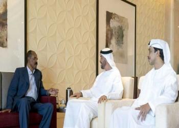 بن زايد يبحث مع الرئيس الإريتري التطورات الإقليمية والدولية