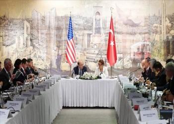أمريكا: نسعى لزيادة التبادل التجاري مع تركيا لـ100 مليار دولار