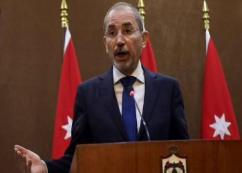 الأردن يدين تصريحات نتنياهو ويحذر من تأجيج الصراع