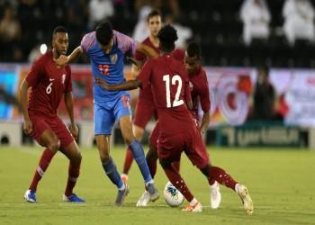 تصفيات آسيا: قطر تتصدر مجموعتها رغم التعثر أمام الهند