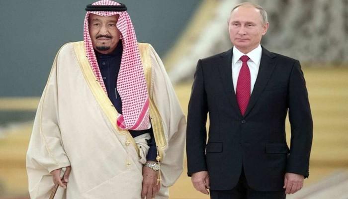 بوتين يزور السعودية الشهر المقبل