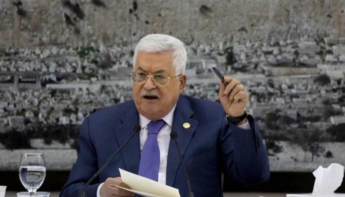 عباس يتعهد بإلغاء جميع الاتفاقيات مع إسرائيل بعد تهديد نتنياهو